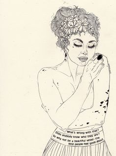 Kaethe Butcher: You are an empty vessel...