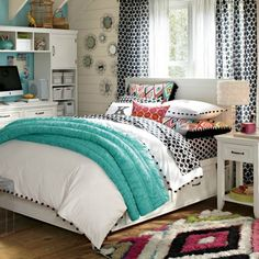 Bedding for Girl Teenager Ideas