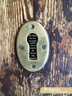 Ogni serratura ha la chiave giusta