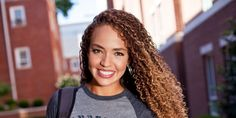 Kristina Ellis received over $500,000 in scholarships that paid for degrees from Vanderbilt University and Belmont University.