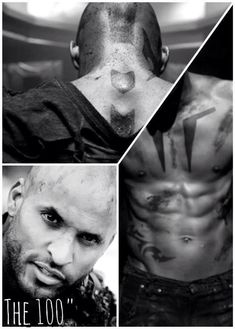 Lincoln... #The100 #lincoln @MrRickyWhittle