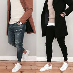 Feelin' these looks for fall weather!