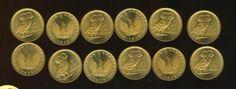 Greece 1 Drachma Greek Coin 1973 UNC RRR Owl Phoenix Greek Military Junta | eBay