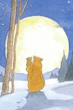 Welterusten kleine beer