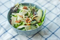 apple + fennel salad