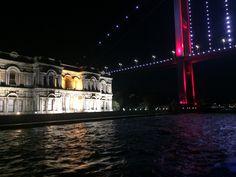 #istanbulbosphorus  #istanbul #night #art #love #style