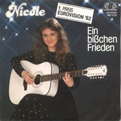nicole eurovision song contest winner