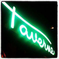 Monkland Tavern Montreal, Restaurants, Neon Signs, Restaurant