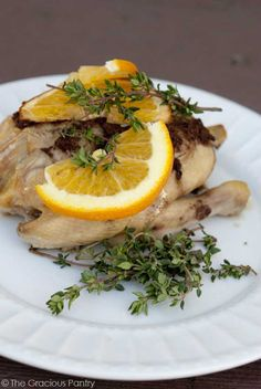 Clean Eating MIDDLE-EASTERN STYLE SLOW COOKER CORNISH GAME HENS 2 game ...