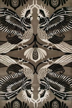 Cockatoo (Taupe) - Rug Collections - Designer Rugs - Premium Handmade rugs by Australia's leading rug company