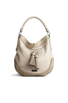 Burberry Small Braided Hobo