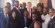 "Donald Trump's outreach to the black community shows he can heal the racial divide. Hillary on the other hand, pours ""hot sauce"" on race relations. Trump Is My President, Vote Trump, Pro Trump, Prayer For Our Country, Donald Trump, Community Show, Sean Hannity, Trump Pence"