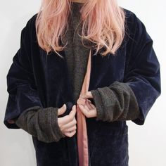 【 Today's Pickup Item 】 #ECKHAUSLATTA - #ALMOSTBLACK #VELVETCOAT ¥123,000 +tax  https://instagram.com/p/zmPdyDi79K [ E-Shop ] http://www.raddlounge.com/?pid=86934338 #streetsnap #style #raddlounge #wishlist #stylecheck #kawaii #fashionblogger #fashion #shopping #unisexwear #womanswear #clothing #wishlist #brandnew #mikeeckhaus #zoelatta