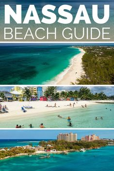 Bahamas Nassau beach guide. Everything you need to know about the best Bahamas Beaches in Nassau Bahamas. Visit Junkanoo Beach, Cable Beach, Cabbage Beach, Paradise Island Bahamas and many more. Make your Bahamas Vacation or Bahamas Honeymoon the ultimate getaway with our Bahamas Travel Guide. Looking for things to do in Bahamas? Day trip from Nassau Bahamas to Bahamas Pigs or Pink Sand Beach. The best Bahamas beaches in Nassau Bahamas. See also our Bahamas Cruise guide for tips...