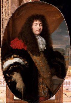 Charles le Brun - Louis XIV, roi de France