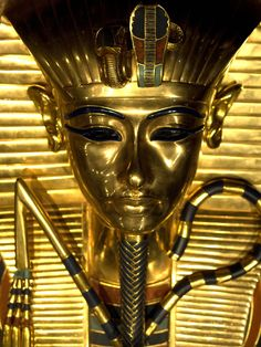 Faces from the Tutankhamun Exhibition Egyptian Mythology, Ancient Egyptian Art, Ancient History, Art History, Egyptian Goddess, European History, Ancient Aliens, Ancient Greece, American History