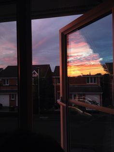 Suburban Sunset View from my Window . Pretty Sky, Beautiful Sky, Beautiful Pictures, Beautiful Places, Beautiful Women, Sky Aesthetic, Aesthetic Photo, Aesthetic Pictures, Rite De Passage