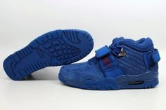 NEW Nike Air Trainer Victor Cruz PRM Rush Blue/Gym Red 812637-400 SZ 10.5 #Clothing, Shoes & Accessories:Men's Shoes:Athletic ##nike #jordan #shoes $155.00