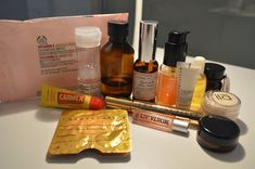 Caroline Hirons: Travel Bag - or 'How to turn a dehydrating flight ...
