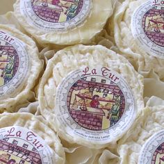 La Tur. Picture from Dairymaid Diary. From the great wine region of Piemonte comes La Tur: a dense, creamy blend of pasteurized cow, goat and sheep milk. Runny and oozing around the perimeter with a moist, cakey, palette-coating paste, its flavor is earthy and full. (Murray Cheese)
