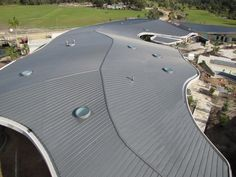 View our aluminium roofing solutions at ZC Technical. We offer superior quality aluminium, produced overseas and available for use in all our panel systems. Byron Beach, Roof Shapes, Panel Systems, Wall Cladding, Shape Design, Poker Table, Beach Resorts, Architecture Design, Double Lock