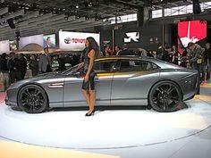 2008 Paris Auto Show: Lamborghini Estoque Concept Lamborghini Aventador, Ferrari, Car Mods, Rachel Weisz, Exotic Cars, Luxury Cars, North America, Classic Cars, Wheels