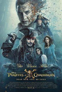 La panda que lee: Piratas del caribe: La venganza de Salazar