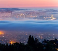 SF breaks my heart: Its beauty and all that was lost to me there.
