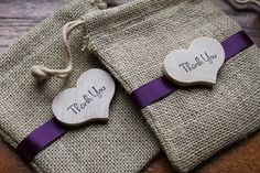 Burlap Favor Bags, Rustic Wedding, Muslin Candy Buffet Bags with Wood Heart Tag, Thank You Handmade Wedding, Diy Wedding, Rustic Wedding, Wedding Ideas, Wedding Stuff, Wedding Bells, Perfect Wedding, Wedding Planning, Wedding Decorations