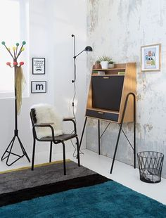 Home office decor is a very important thing that you have to make percfectly in your house. You need to make your home office decor ideas become a very awe Home Office Furniture, Furniture For You, Home Office Decor, Cool Furniture, Home Decor, Apartment Furniture, Deco Design, Room Inspiration, Sweet Home