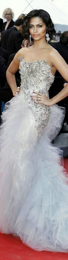 Marchesa red carpet dress <3