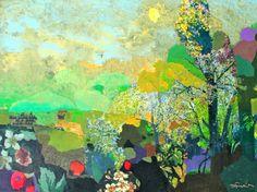 Spring Garden  Mark English