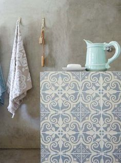 paulina arcklin | portugesetegels-interieur-kinderkamer-interieur-woonkamer-keuken ...