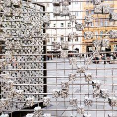 #kör #graben #vienna #screens City Photo, Spaces, Trench