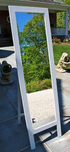 DIY Scallop Shell  mirror Saltwater  Living