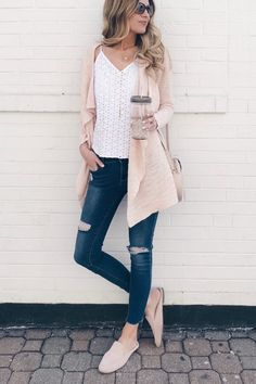 7 Spring Cardigans to Add to Your Closet | Spring Layering Cardigans