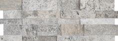 3-D Mesh Mount Stack Natural Stone Tile | Arizona Tile WALL 3