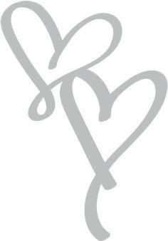 Elegant Hearts SVG--FREE SVG FILES