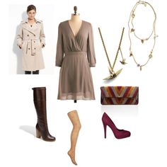 """Reader Question(s): A Gorgeous """"Uniform"""" For All of Your Upcoming Weddings and Parties (Even Holiday Parties! Office Holiday Party, Holiday Parties, Dinner Party Outfits, Nice Dresses, Dresses For Work, Tall Leather Boots, Working Woman, Pretty Outfits, What To Wear"""
