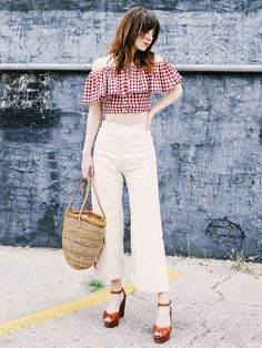 Outfit inspiration from the Lone Star State.
