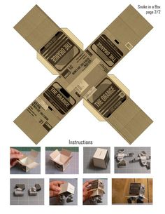 Freebie Papercraft | ღ • Aberrant Rhetoric • ღ