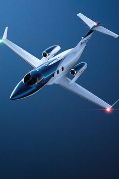 *Honda Jet* Wonder if I'm able to use my employee discount. Jets Privés De Luxe, Luxury Jets, Luxury Private Jets, Private Plane, Avion Jet, Honda Jet, Jet Privé, Flying Vehicles, Civil Aviation