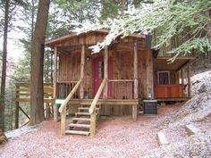 Whippoorwill Cabin, Hocking Hills Ohio, $120/night