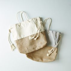 Chapman at Sea Canvas & Burlap Tote on Provisions by Food52