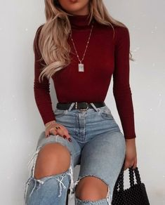 25 Valentinstag-Outfit-Ideen – Voleta P. 25 Valentinstag-Outfit-Ideen – Voleta P.,Mode 25 Valentinstag-Outfit-Ideen – Related EMO Outfits Ideas Worth Checking Out Looking for black outfit ideas? Then Best Fall Outfit Ideas to. Fashion Mode, Winter Fashion Outfits, Look Fashion, Red Fashion, Feminine Fashion, Travel Fashion, Fall Fashion, Fashion Shops, Classy Fashion