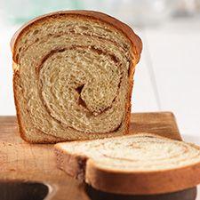 Cinnamon Bread: King Arthur Flour