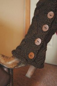 """Cut the arm of an old sweater and sew on buttons. So stinkin cute!"""" data-componentType=""""MODAL_PIN"""