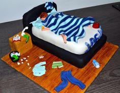 Birthday Cake For Teen Boy Teenage Bedroom Cake Books Worth Reading