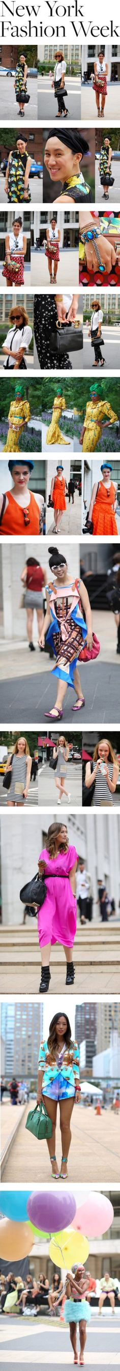 """""""New York Fashion Week Street Style"""" by polyvore-editorial ❤ liked on Polyvore"""