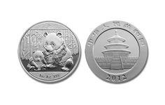 China #Silver Panda #Coin.